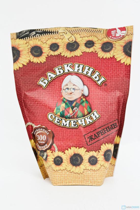 Combo 2 gói hạt hướng dương nga loại 300g 'babkiny semechki' hiệu bà già - 3