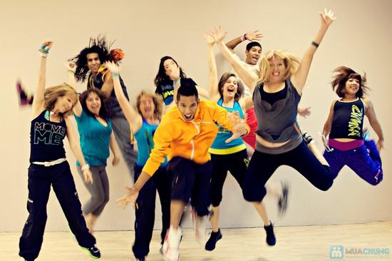 Khóa học Zumba dance/sexy dance/kpop/belly dance  (8 buổi) tại CLB Nét Đẹp Phương Đông - 1