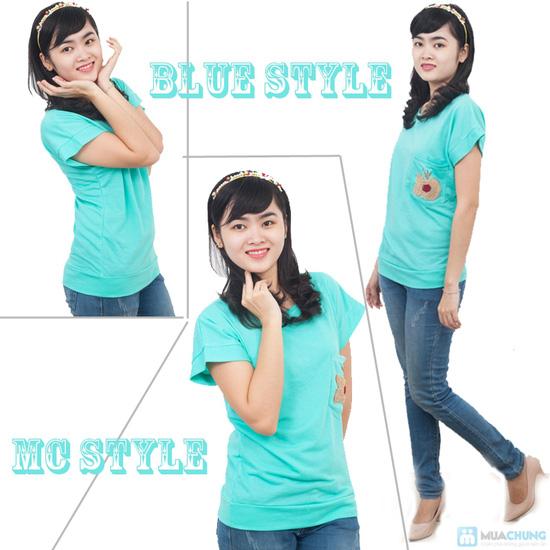 Duyên dáng hơn với áo dệt kim form dài, cho bạn gái thêm xinh - Chỉ 79.000đ/01 chiếc - 5