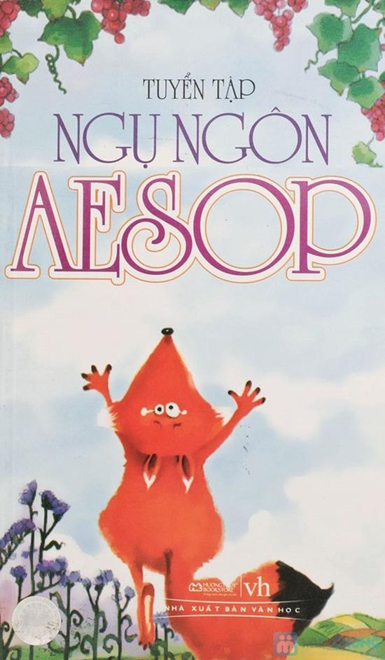 Những truyện cổ Andersen hay nhất + Truyện cổ Grim hay nhất + Tuyển tập ngụ ngôn Aesop. Chỉ với 62.000đ - 10