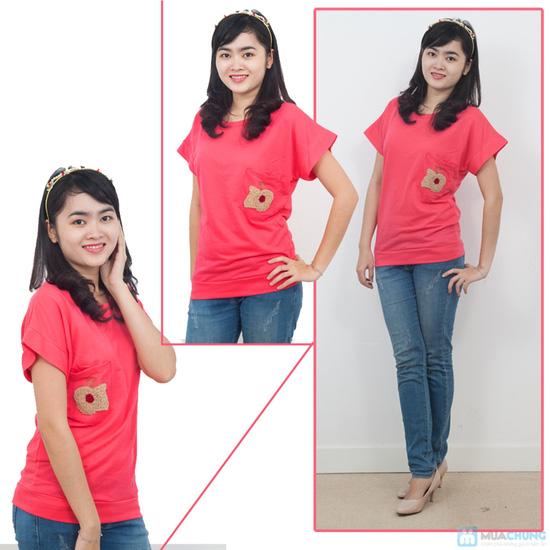 Duyên dáng hơn với áo dệt kim form dài, cho bạn gái thêm xinh - Chỉ 79.000đ/01 chiếc - 6