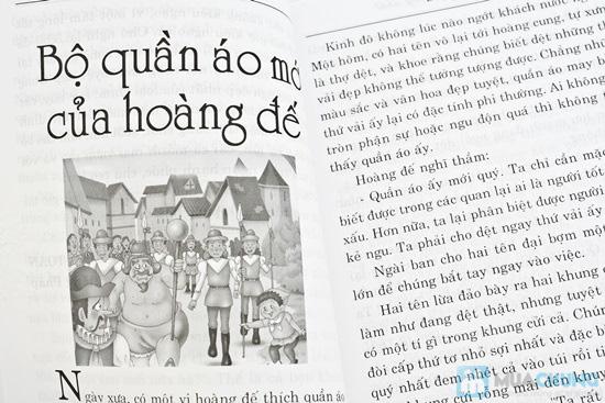 Những truyện cổ Andersen hay nhất + Truyện cổ Grim hay nhất + Tuyển tập ngụ ngôn Aesop. Chỉ với 62.000đ - 4