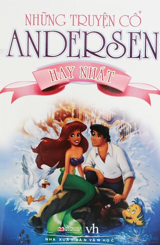 Những truyện cổ Andersen hay nhất + Truyện cổ Grim hay nhất + Tuyển tập ngụ ngôn Aesop. Chỉ với 62.000đ - 2