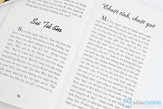 Những truyện cổ Andersen hay nhất + Truyện cổ Grim hay nhất + Tuyển tập ngụ ngôn Aesop. Chỉ với 62.000đ - 12