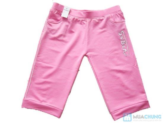 Combo 2 quần lửng thề thao cho bạn gái - Chỉ 84.000đ - 1