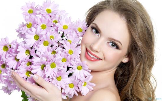 Chăm sóc da mặt bằng Oxy tươi tinh khiết công nghệ OxyJet - Chỉ 110.000đ - 2