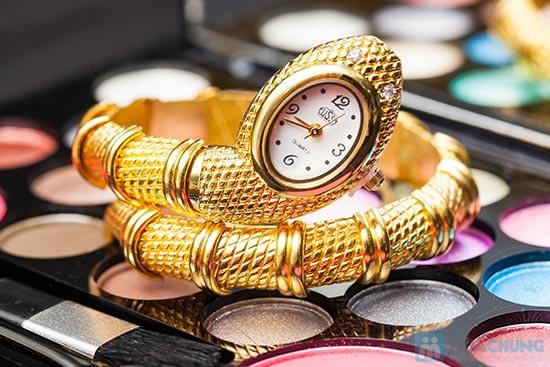 Lắc tay rắn kiêm đồng hồ - Chỉ 150.000đ/01 chiếc - 5