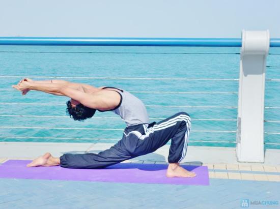 Yoga tại Trung tâm Shivom Yoga & Dance - 4