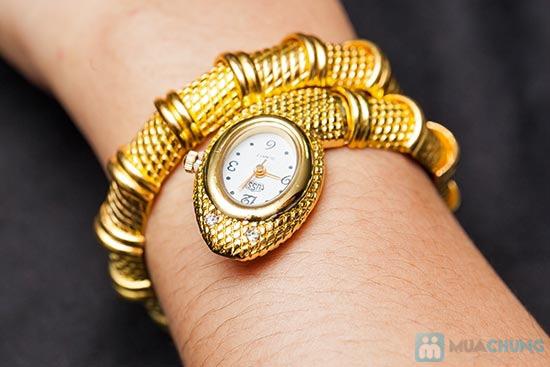 Lắc tay rắn kiêm đồng hồ - Chỉ 150.000đ/01 chiếc - 4