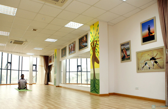 Yoga tại Trung tâm Shivom Yoga & Dance - 6