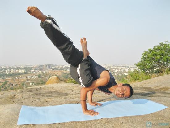 Yoga tại Trung tâm Shivom Yoga & Dance - 3