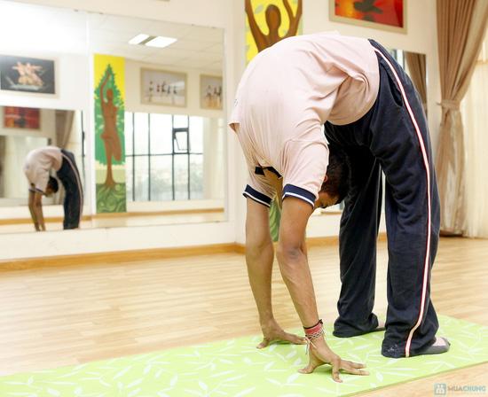 Yoga tại Trung tâm Shivom Yoga & Dance - 2