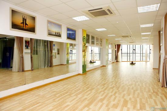 Yoga tại Trung tâm Shivom Yoga & Dance - 5