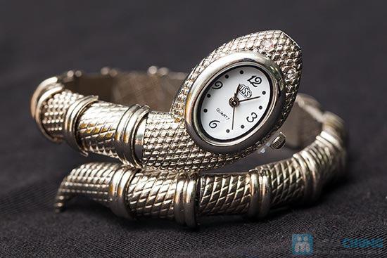 Lắc tay rắn kiêm đồng hồ - Chỉ 150.000đ/01 chiếc - 3