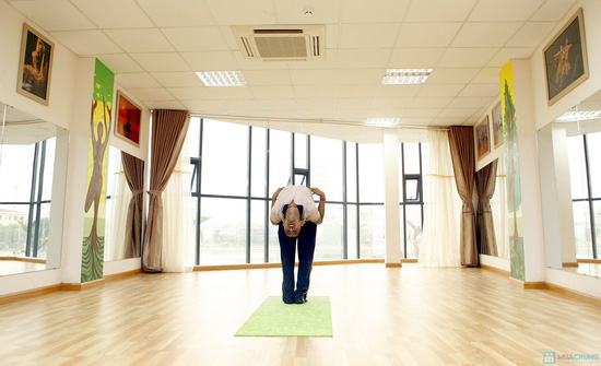 Yoga tại Trung tâm Shivom Yoga & Dance - 9