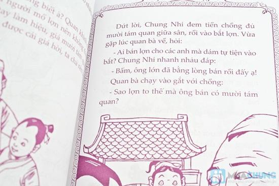 Bộ 3 cuốn Kho tàng truyện Trạng Việt Nam – Chỉ với 53.000đ - 12