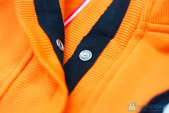 Áo khoác cài nút xinh xắn - 5