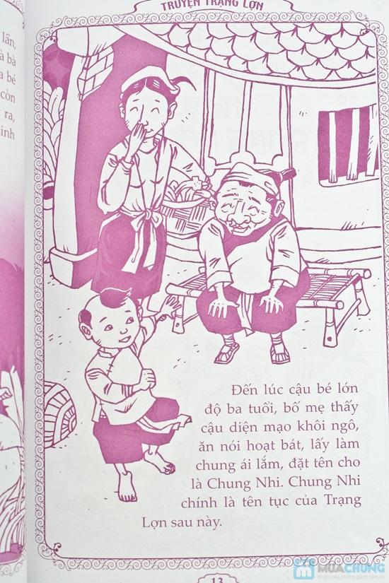 Bộ 3 cuốn Kho tàng truyện Trạng Việt Nam – Chỉ với 53.000đ - 11