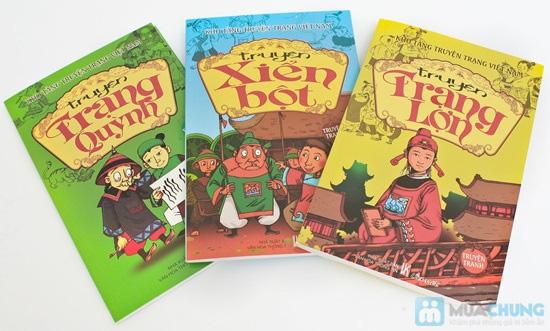 Bộ 3 cuốn Kho tàng truyện Trạng Việt Nam – Chỉ với 53.000đ - 1