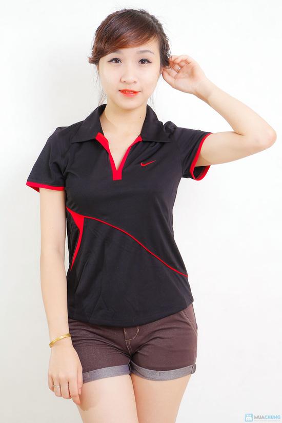 Áo phông dáng thể thao - 5