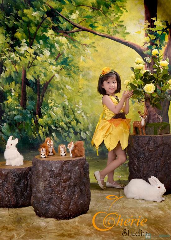 gói chụp ảnh cho bé tại Cherrie Studio - 9