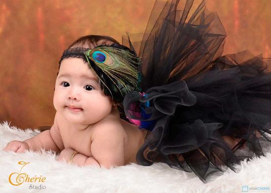 gói chụp ảnh cho bé tại Cherrie Studio - 2