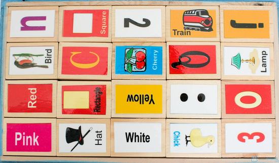 Bộ đồ chơi thông minh cho bé Domino - 4