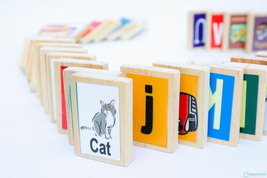 Bộ đồ chơi thông minh cho bé Domino - 11