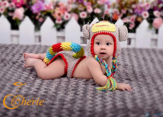 gói chụp ảnh cho bé tại Cherrie Studio - 4