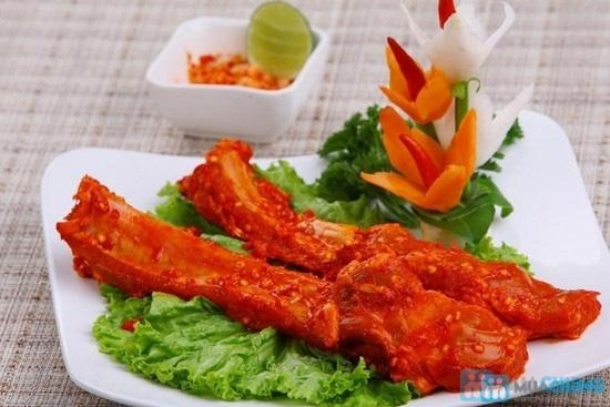 Chọn 1 trong 2 set ăn hải sản dành cho 4 người tại Nhà hàng Trầm Tích - Chỉ 345.000đ - 8