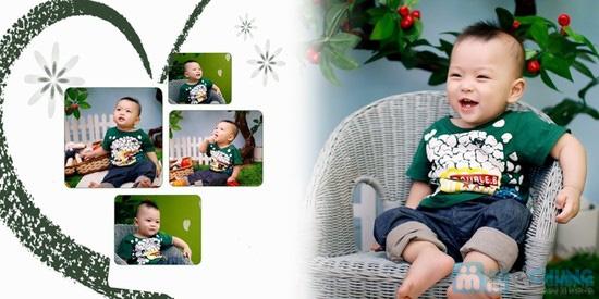 Voucher chụp hình, làm album, ảnh phóng cho bé, gia đình tại BEYEUPHOTO - 16