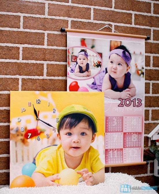 Voucher chụp hình, làm album, ảnh phóng cho bé, gia đình tại BEYEUPHOTO - 18