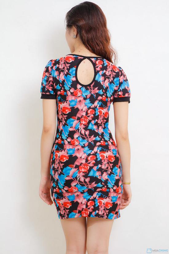 Váy thun lạnh - 2