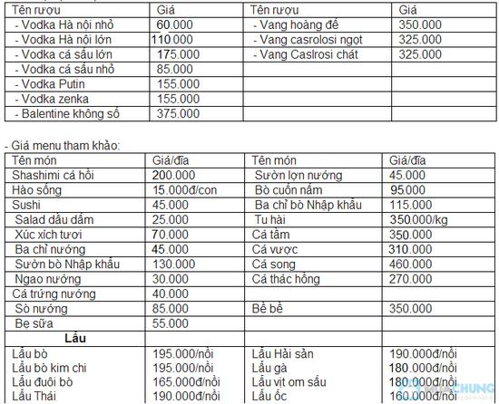 Set ăn Nướng và Lẩu vịt măng cay Lạng Sơn tại Nhà hàng Ngọc Sương - Chỉ 369.000đ - 1