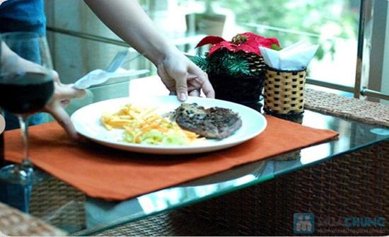 Phiếu thưởng thức món ăn tại nhà hàng Sphinx - Chỉ 99.000 đ được phiếu 200.000đ - 4
