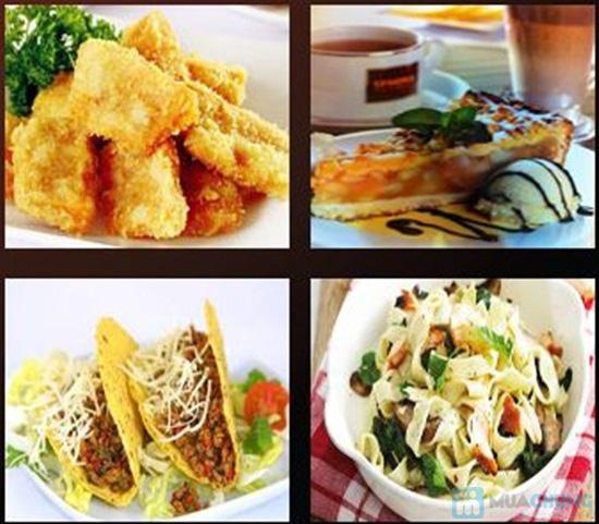 Phiếu thưởng thức món ăn tại nhà hàng Sphinx - Chỉ 99.000 đ được phiếu 200.000đ - 2