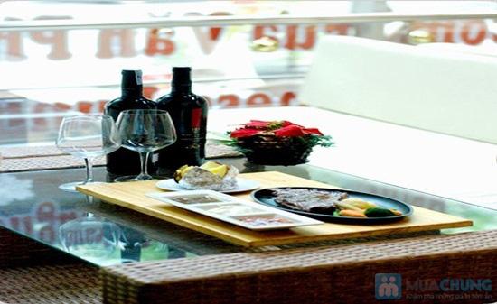 Phiếu thưởng thức món ăn tại nhà hàng Sphinx - Chỉ 99.000 đ được phiếu 200.000đ - 3