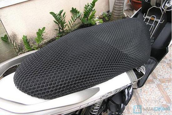 Áo lưới bọc yên xe máy độc đáo - Cách nhiệt, ngăn ẩm, bảo vệ yên xe - 3