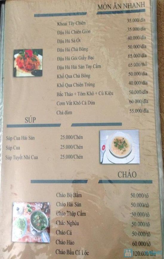 Set ăn cho 02 người: 01 lẩu tự chọn + 02 hàu nướng phô mai tại Quán Tiểu Nhị - Chỉ 80.000đ - 1