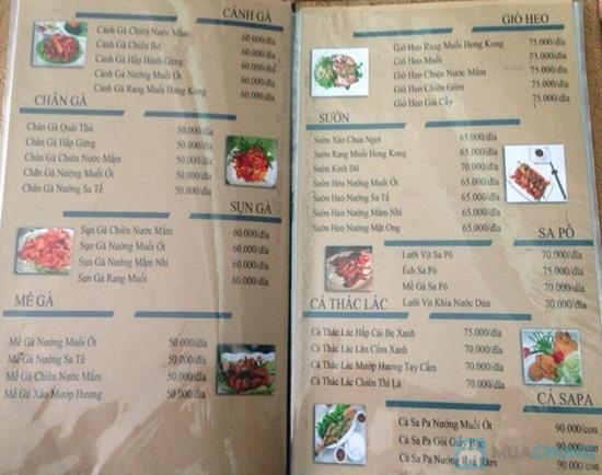 Set ăn cho 02 người: 01 lẩu tự chọn + 02 hàu nướng phô mai tại Quán Tiểu Nhị - Chỉ 80.000đ - 4