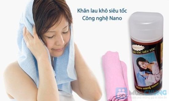 Combo 02 Khăn lau tóc siêu tốc công nghệ Nano - 10