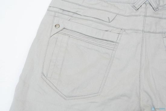 quần sooc kaki cho nam ngày hè - 8