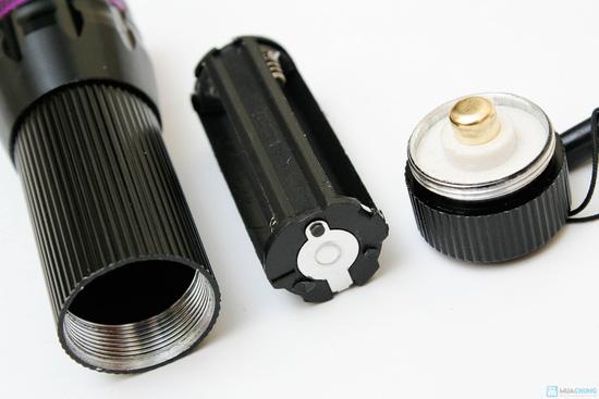 Đèn pin mini siêu sáng - 7