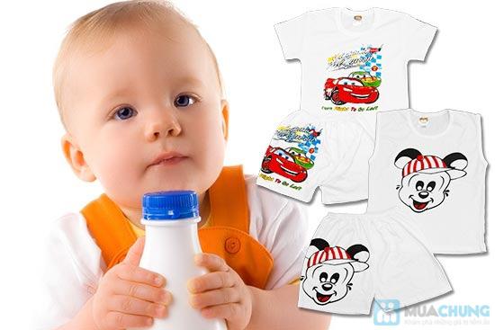 Combo 2 bộ đồ trẻ em 3 tuổi - Chỉ 80.000đ - 9