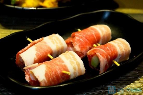 Set ăn Nhật cực kì hấp dẫn dành cho 4 người tại Nhà hàng Sumo Boy - Chỉ 450.000đ - 3