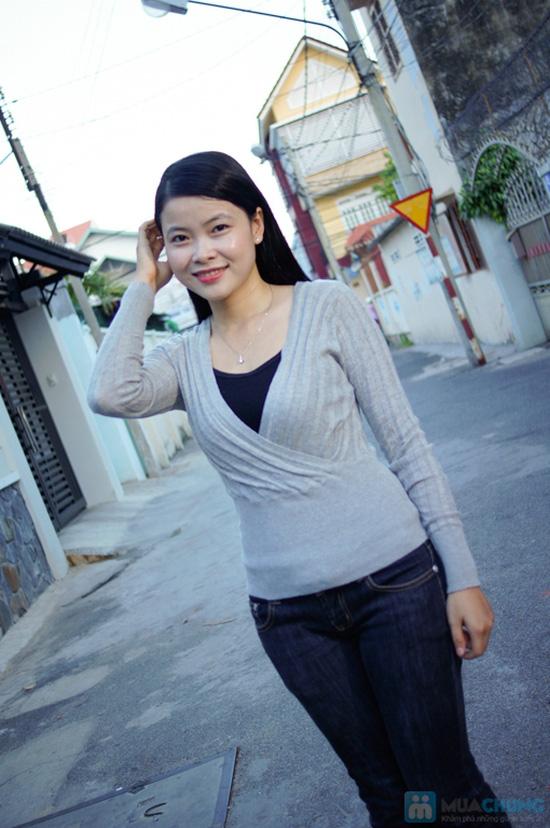 Áo len cho nữ- nét dịu dàng đáng yêu - chỉ 75.000đ / 1 cái - 5