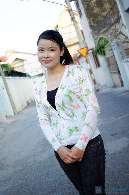 Áo len cho nữ- nét dịu dàng đáng yêu - chỉ 75.000đ / 1 cái - 1