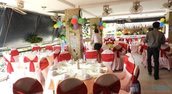 Set lẩu cá hô/cá bò hấp dẫn dành cho 02 người tại Nhà hàng Hàng Dương - Chỉ 75.000đ - 6
