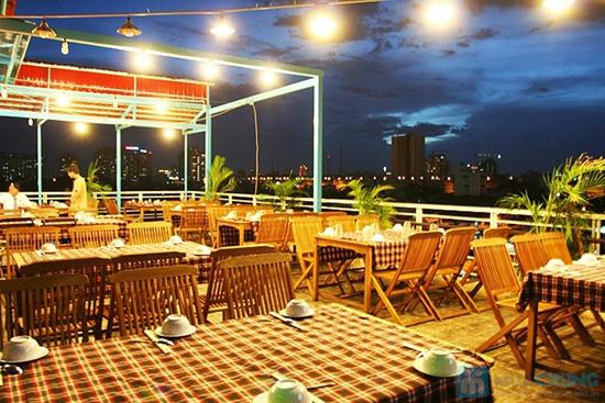 Set lẩu cá hô/cá bò hấp dẫn dành cho 02 người tại Nhà hàng Hàng Dương - Chỉ 75.000đ - 9