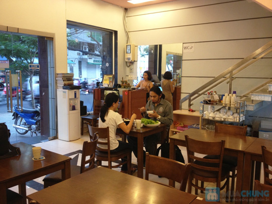 Set Sườn heo nướng + Kimbap tại Nhà hàng Sườn Nướng Hàn Quốc - Chỉ 145.000đ - 12